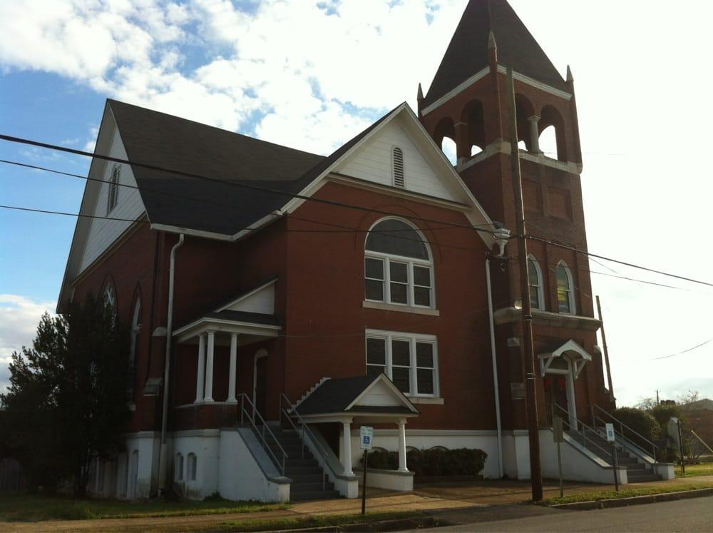 First United Methodist Church of Attalla: 601 4th St NW, Attalla, AL