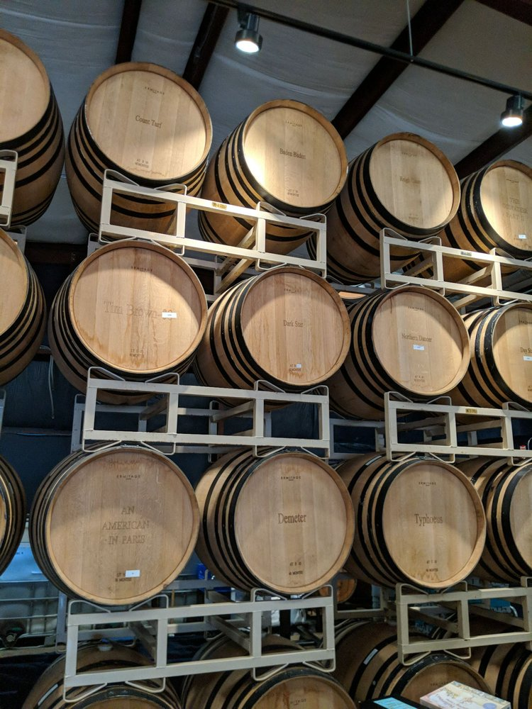 Blackberry Farm Brewery: 106 Everett Ave, Maryville, TN