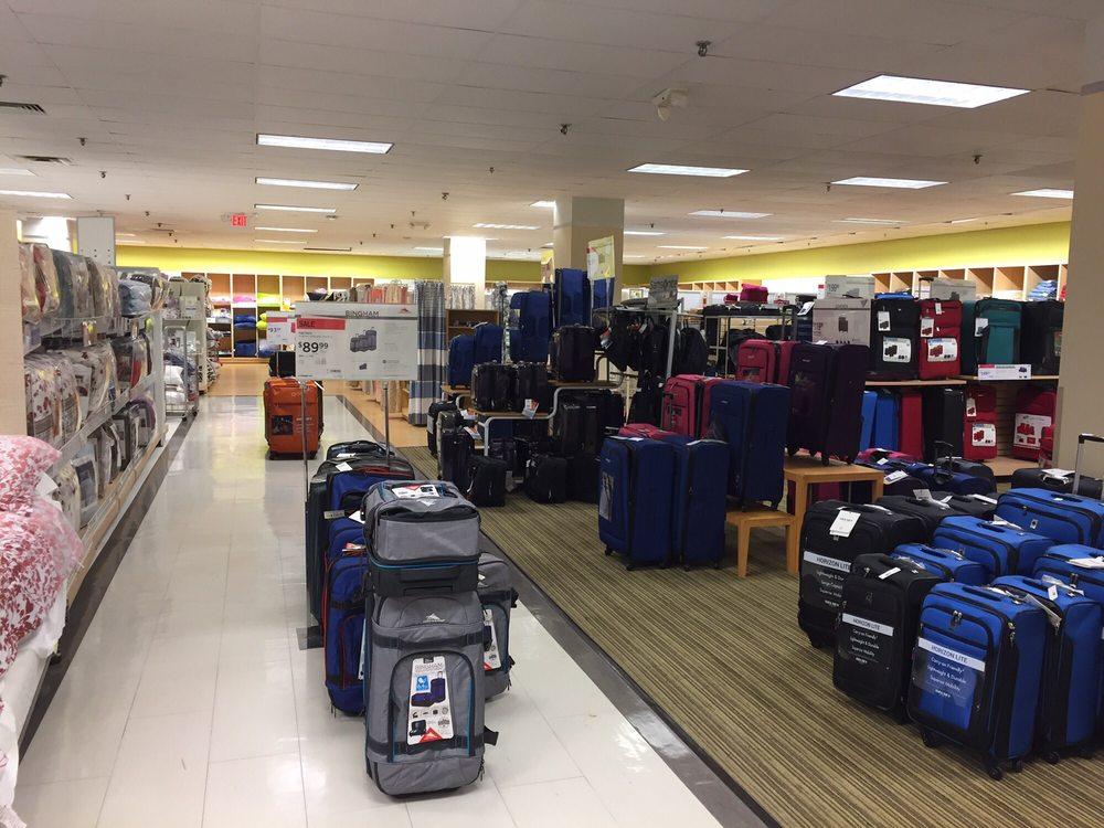 Sears luggage department - Yelp