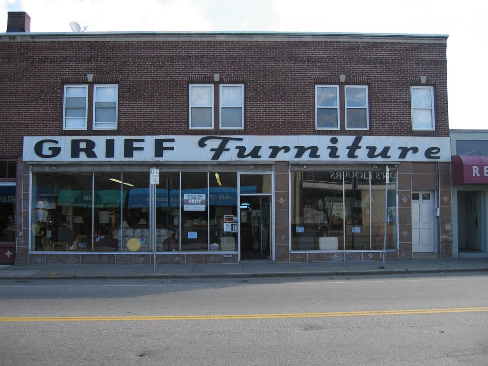 Griff Furniture pany Furniture Stores 584 Moody St