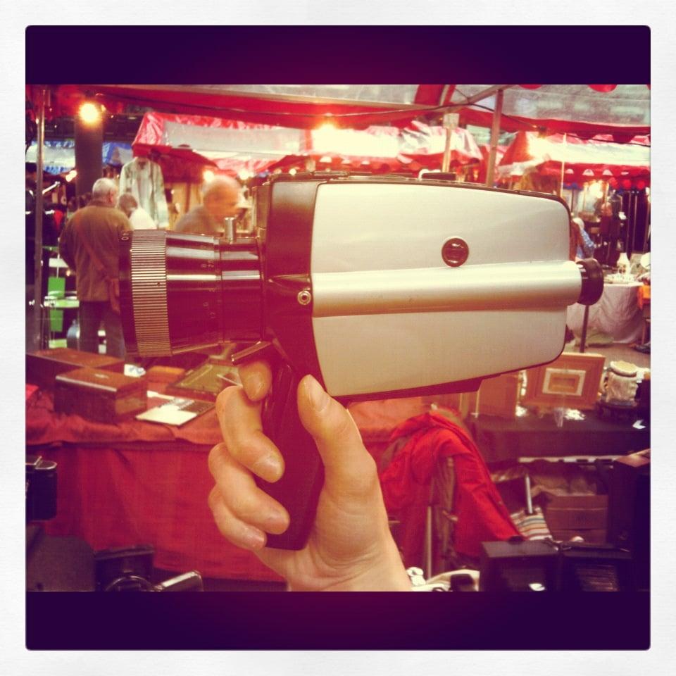 Vintage Camera Shops 91