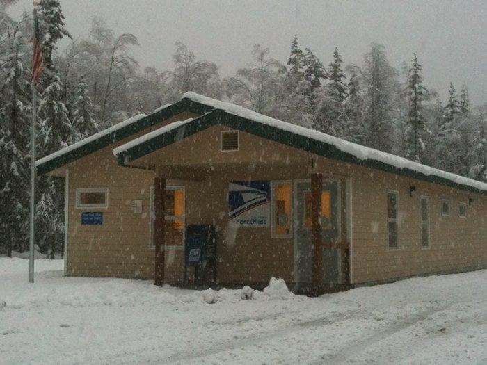 United States Post Office: 19059 Logman Ln, Hope, AK