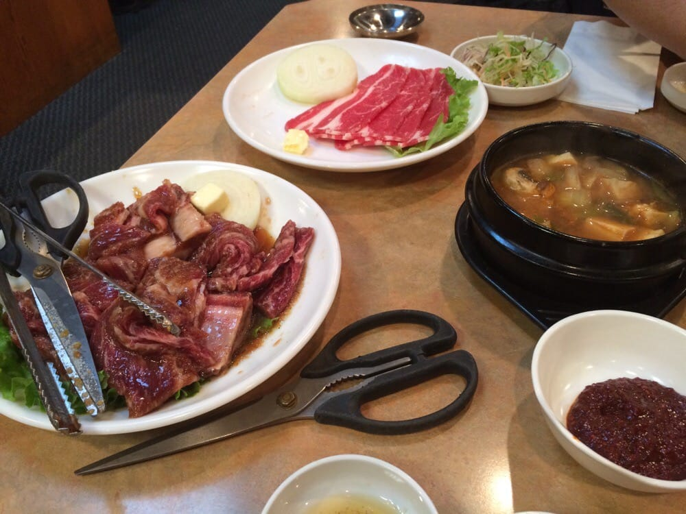 Korean Restaurants In Burnaby Bc