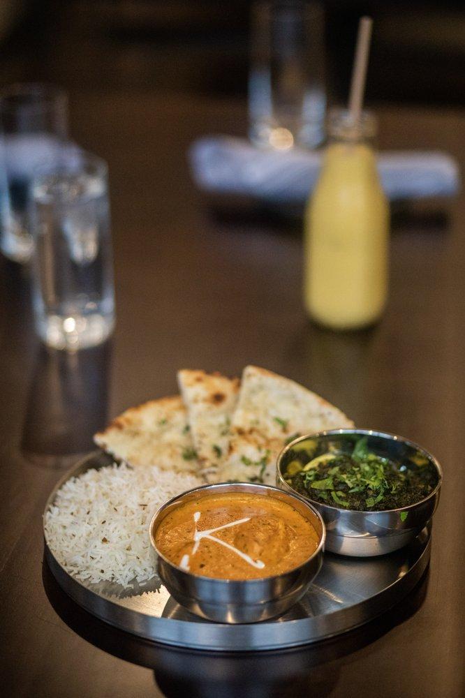 Food from Kanak Indian Kitchen