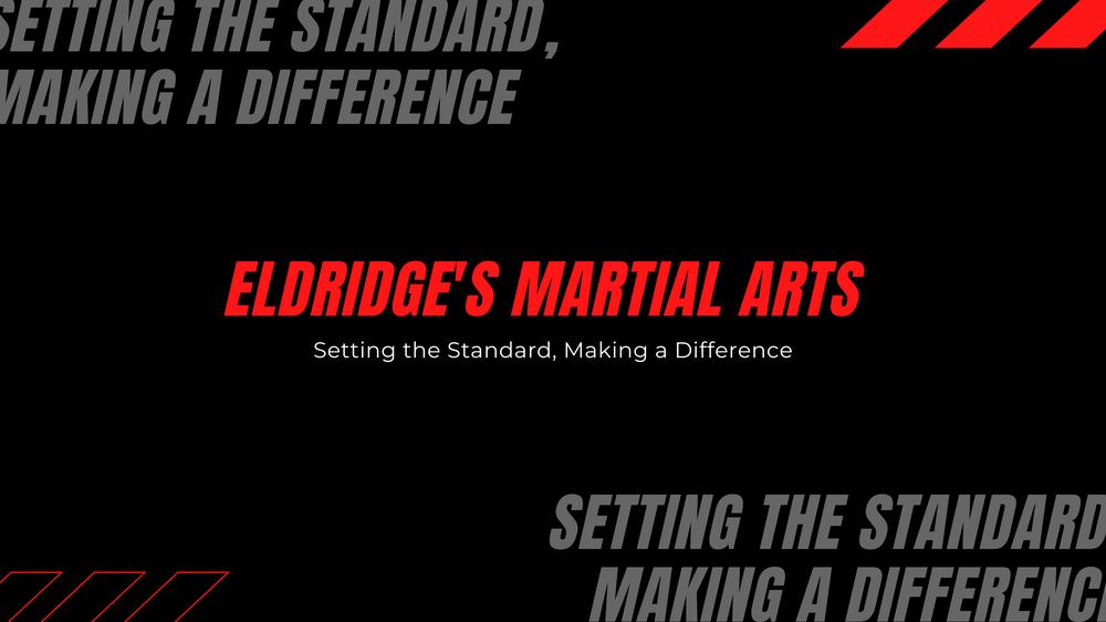 Eldridge's ATA Black Belt Academy: 1719 State St, La Porte, IN
