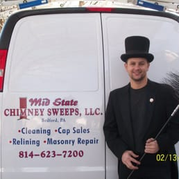 Photo Of Mid State Chimney Sweeps   Everett, PA, United States. Owner,