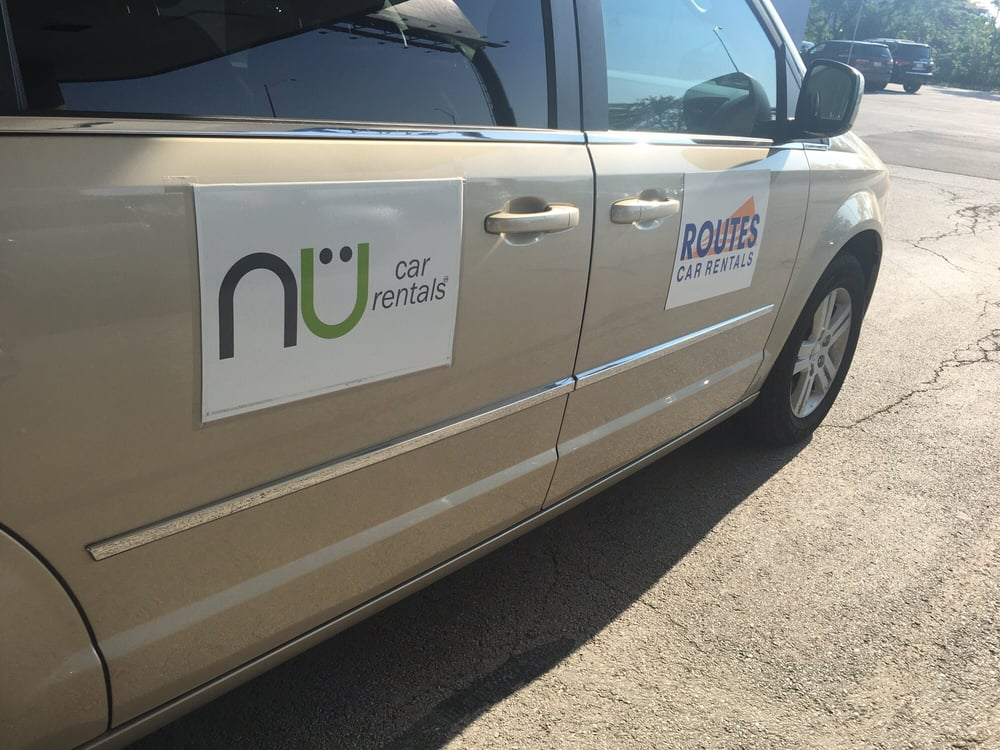 Nu Shares A Business And Beat Up Minivan With Routes The