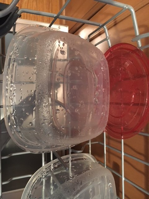 Bosch Dishwasher Didnt Dry My Plastic Containers Yelp - Abt dishwasher