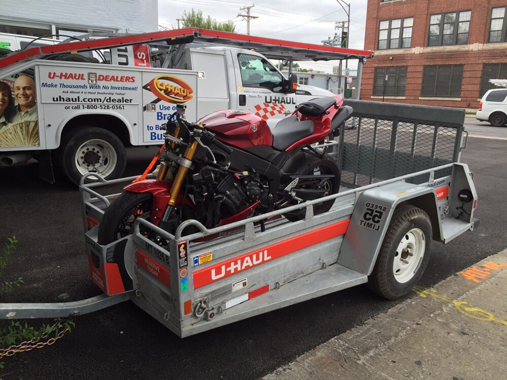 U Haul Motorcycle Trailer Cost Per Day | Reviewmotors.co