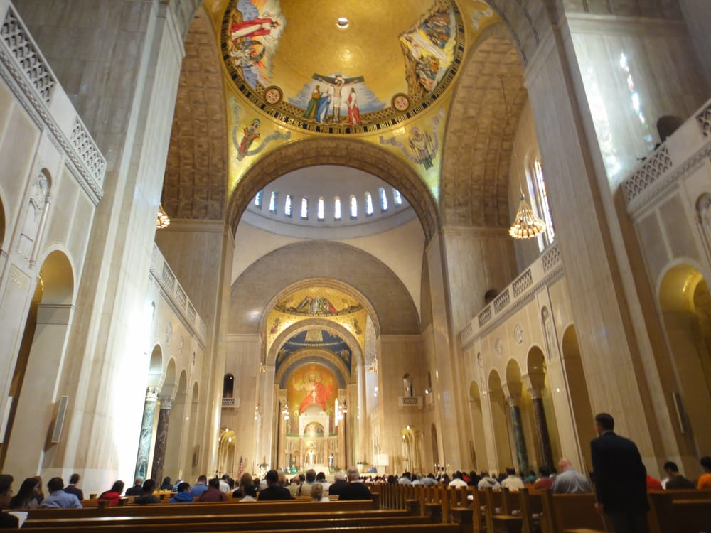 photos for basilica of the national shrine of the immaculate conception yelp. Black Bedroom Furniture Sets. Home Design Ideas