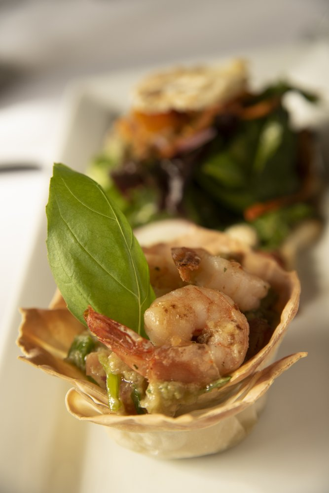 Mezzo European Cuisine: 1150 Hungryneck Blvd, Mt Pleasant, SC