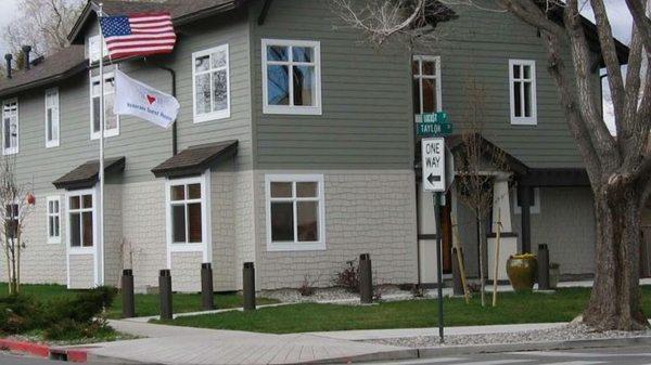 Veterans Guest House - Guest Houses - 880 Locust St, Reno