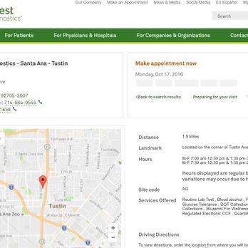 Quest Diagnostics - 10 Photos & 19 Reviews - Diagnostic Services ...