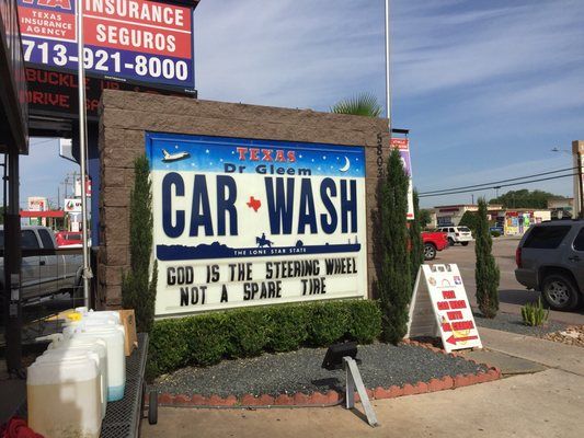 Dr Gleem Car Wash 5803 Bellaire Blvd Houston Tx Car Washes Mapquest