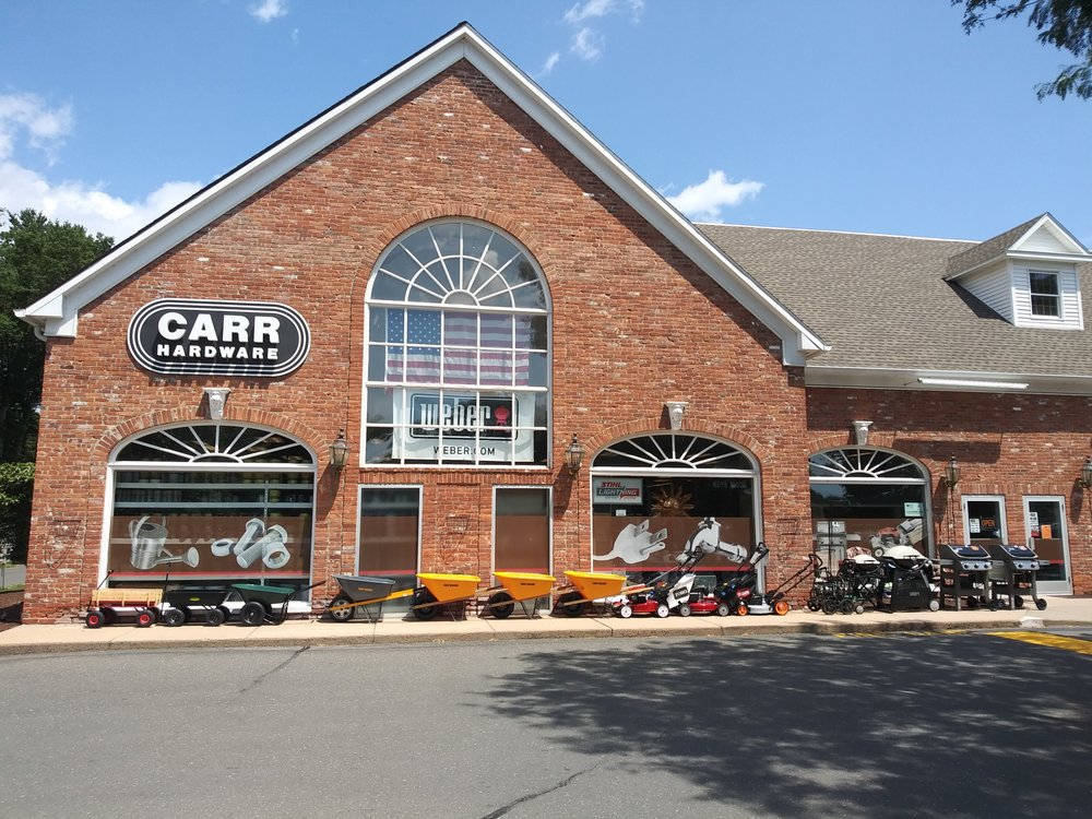 Carr Hardware: 320 W Main St, Avon, CT