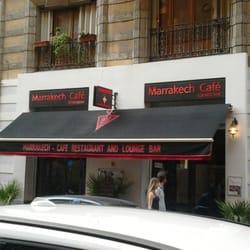 Marrakech Cafè - CHIUSO - Cucina marocchina - Via Panfilo Castaldi ...