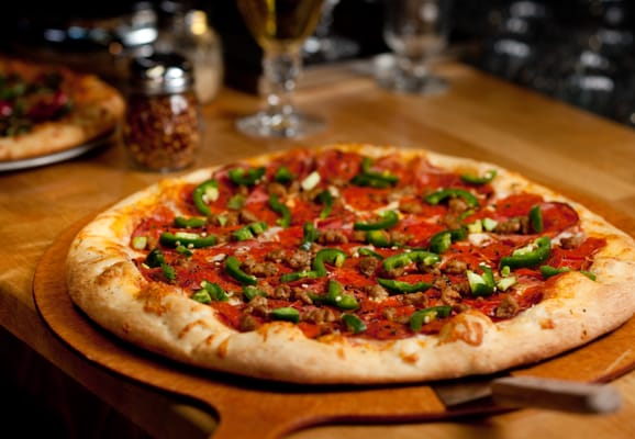 10 Top U.S. Pizzas - The Best Pizza in Seattle ... |Pizza Seattle
