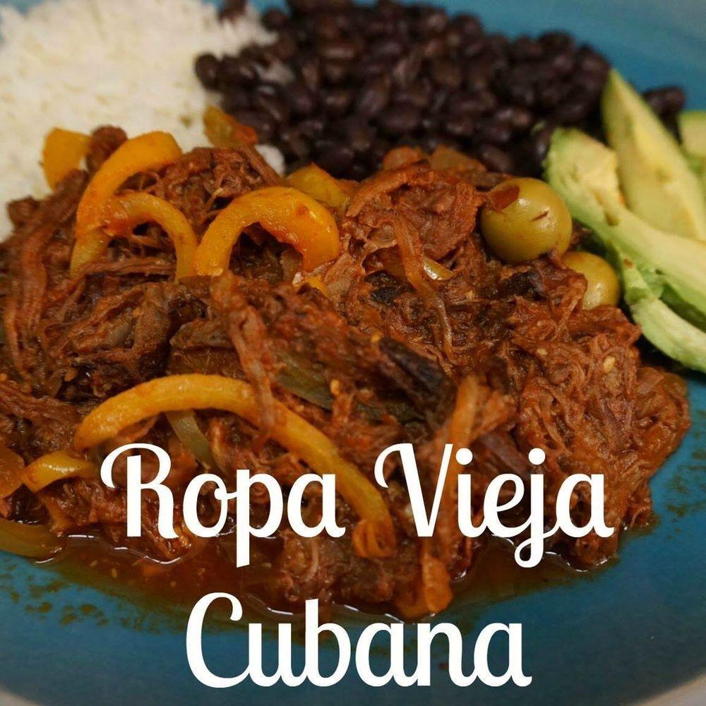 Cafe Havana food truck: Gainesville, VA