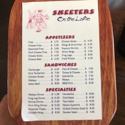 Photo Of Skeeters Sullivan Il United States Menu