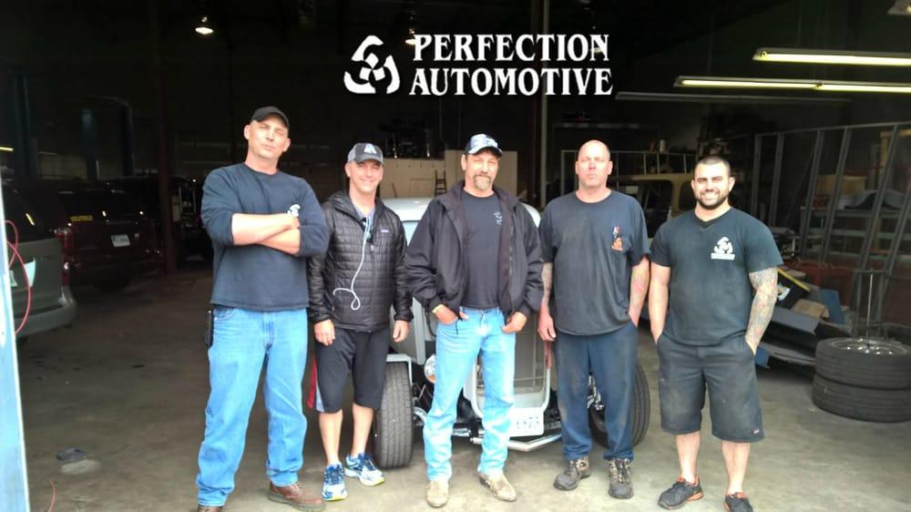 Perfection Automotive