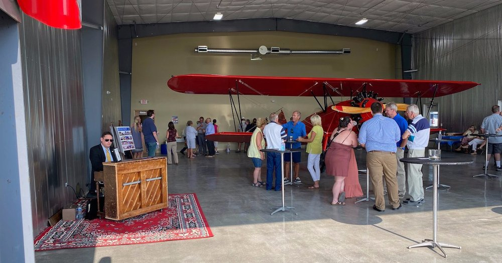 Kelch Aviation Museum: N2463 Airport Rd, Brodhead, WI