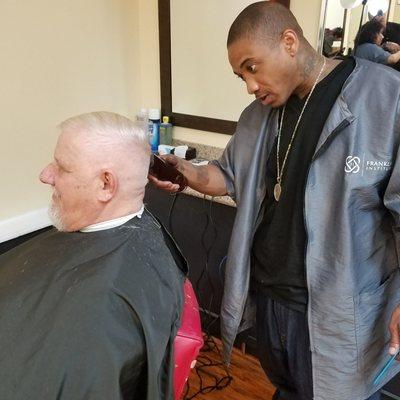Franklin Barber Institute 4745 Highway 6 N Houston Tx Barbers