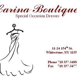3cb108175da Carina Boutique - 10 Reviews - Accessories - 11-24 154th St ...