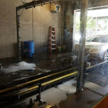 Bubbles Car Wash In Jacksonville Fl