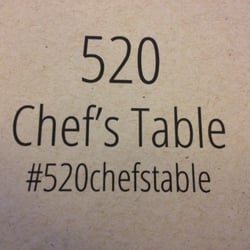 520 Chefs Table at Garden Court Hotel 47 Photos Restaurants