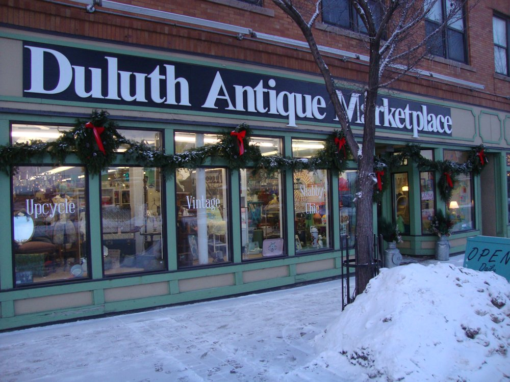 Duluth Antique Marketplace: 5705 Grand Ave, Duluth, MN