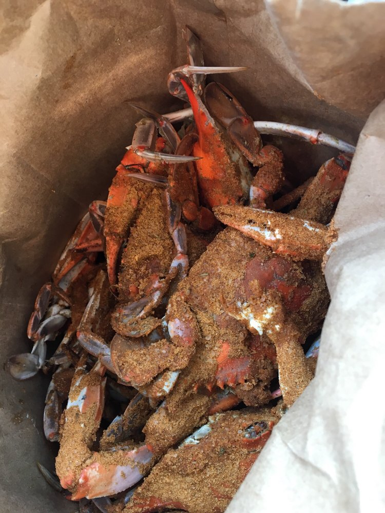 Lil' Abner's Fresh Seafood & Catering: 1371 Marlboro Rd, Lothian, MD