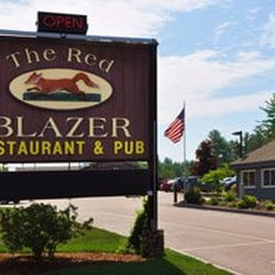 Red Blazer Restaurant Pub Concord Nh