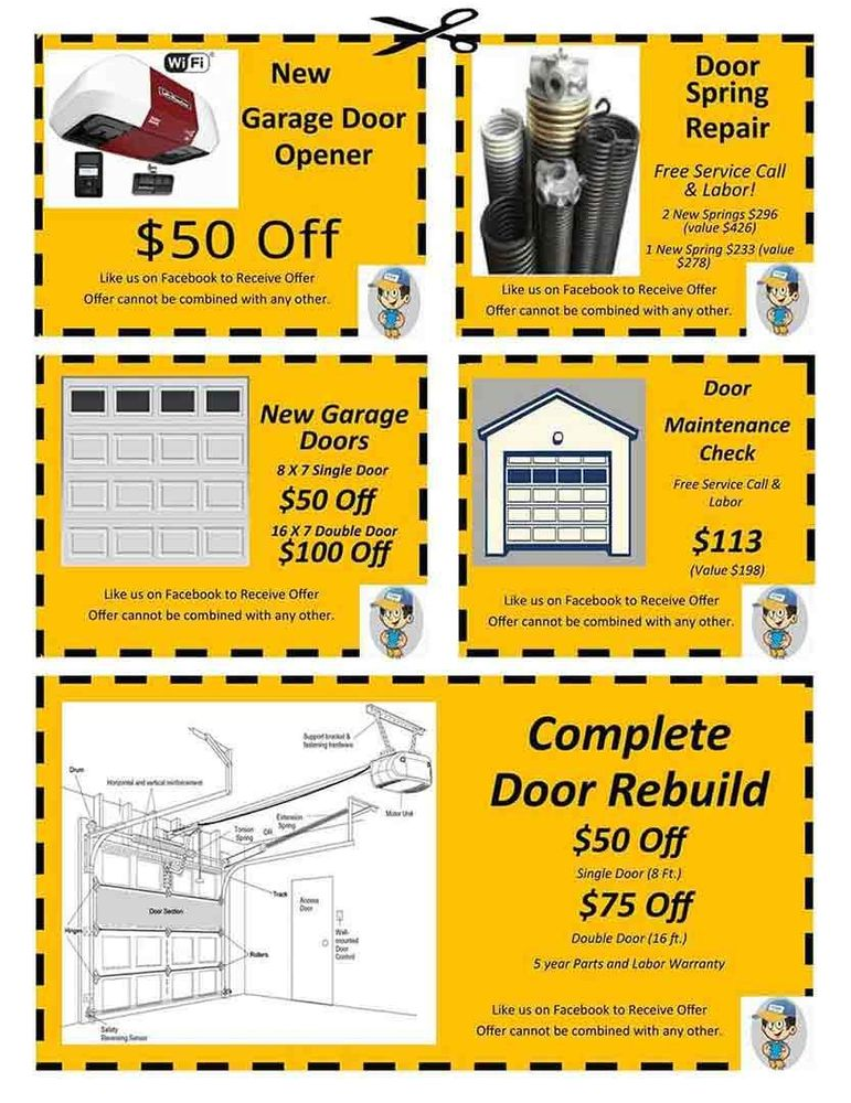 Delaware Express Garage Door Service: Wilmington, DE