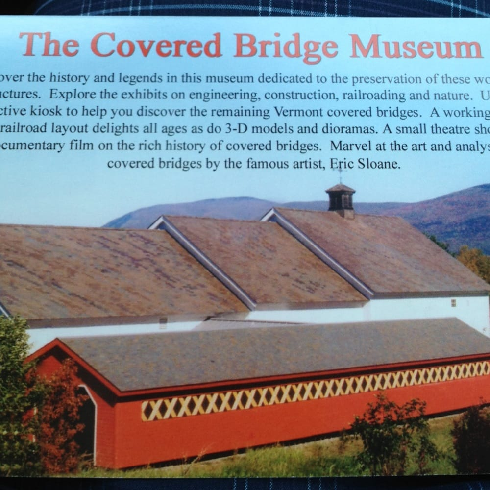 Social Spots from Covered Bridge Museum