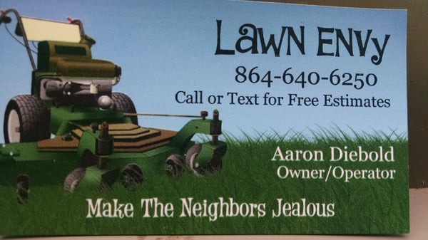 Photo of Lawn Envy - Simpsonville, SC, United States - Lawn Envy - Landscaping - 420 Fairdale Dr, Simpsonville, SC - Phone