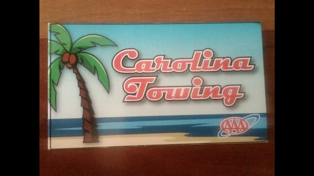 Towing business in Hilton Head Island, SC