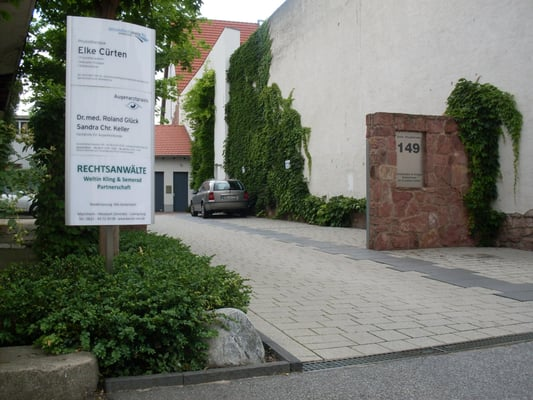 K Che Mannheim weltin kling semerad diritto immobiliare seckenheimer hauptstr 149 mannheim baden