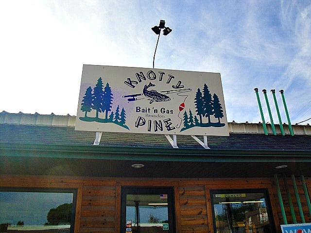 Knotty Pine Bar and Grill: 103 Central Ave N, Brandon, MN