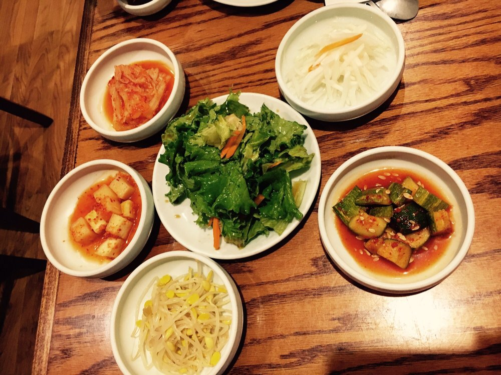 Korean Grill: 3131 Golansky Blvd, Woodbridge, VA