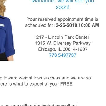 Photo Of Jenny Craig Weight Loss Centers
