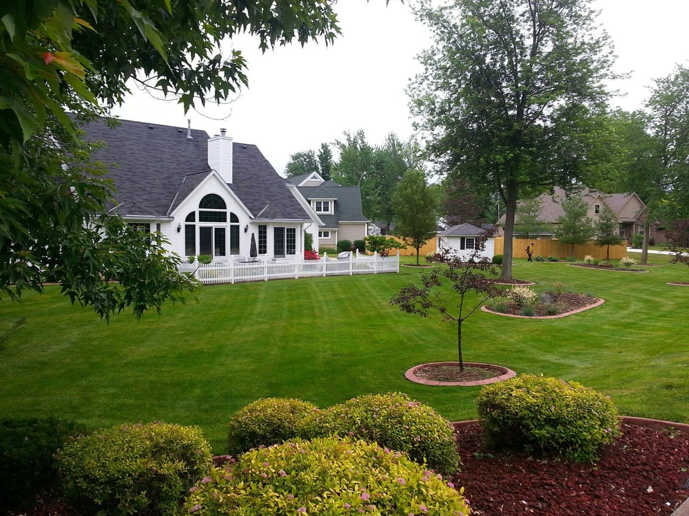 Born's Landscape & Lawn Care: 731 Westpointe Dr, Amherst, OH