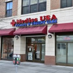 Medics Usa Columbia Heights 43 Reviews Urgent Care 2750 14th