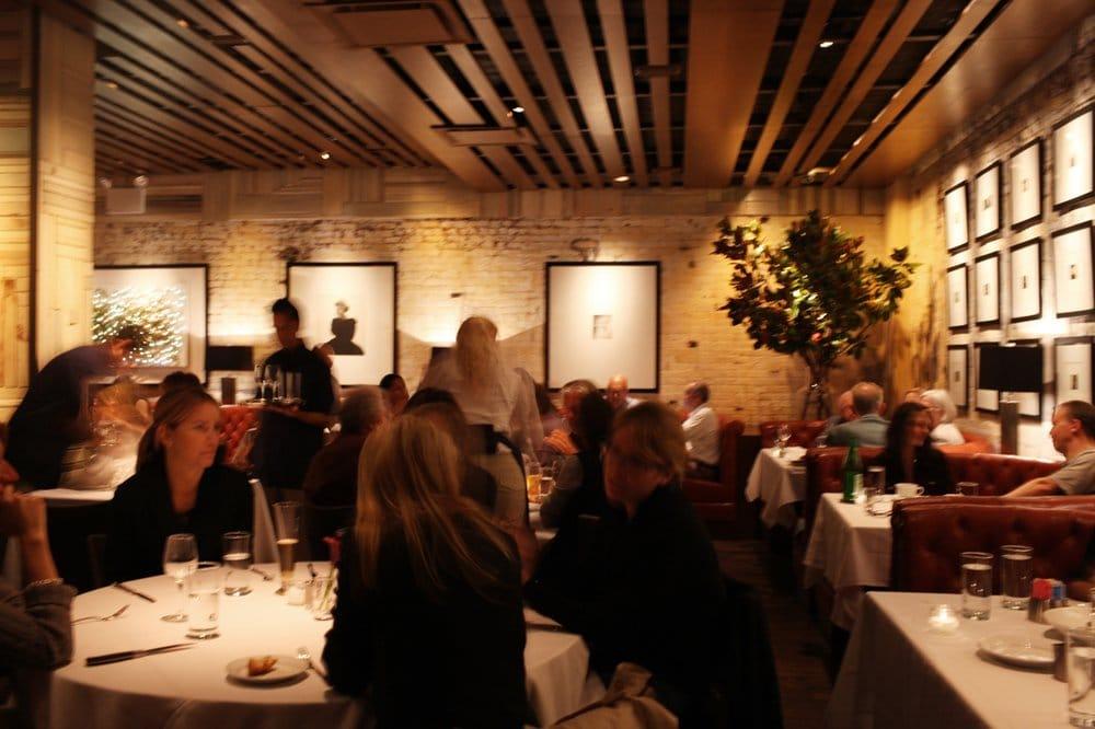 Restaurants Near Lincoln Center Nyc Ny