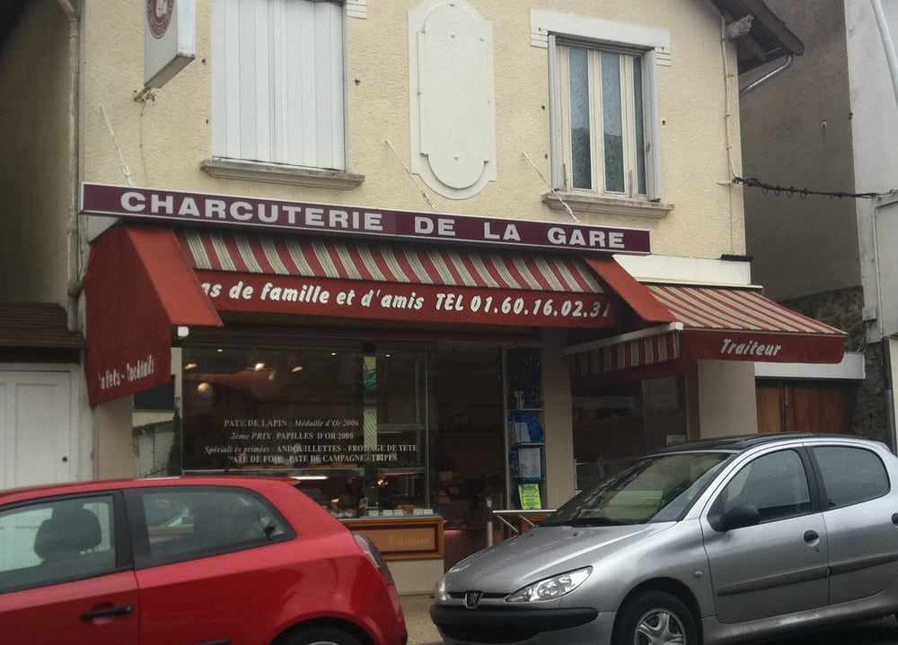 Charcuterie Traiteur de la Gare Pharmacie 3 avenue Gabriel Péri, Ste Genevi u00e8ve des Bois