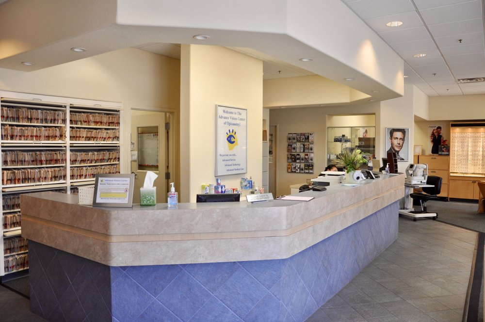 Advance Vision Center of Optometry: 545 Meridian Ave, San Jose, CA