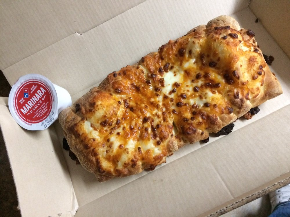 Domino's Pizza - 11 ... Undercooked Chicken Wings