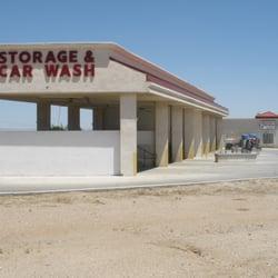 Photo Of Sparky S Self Storage Hesperia Ca United States Service Car