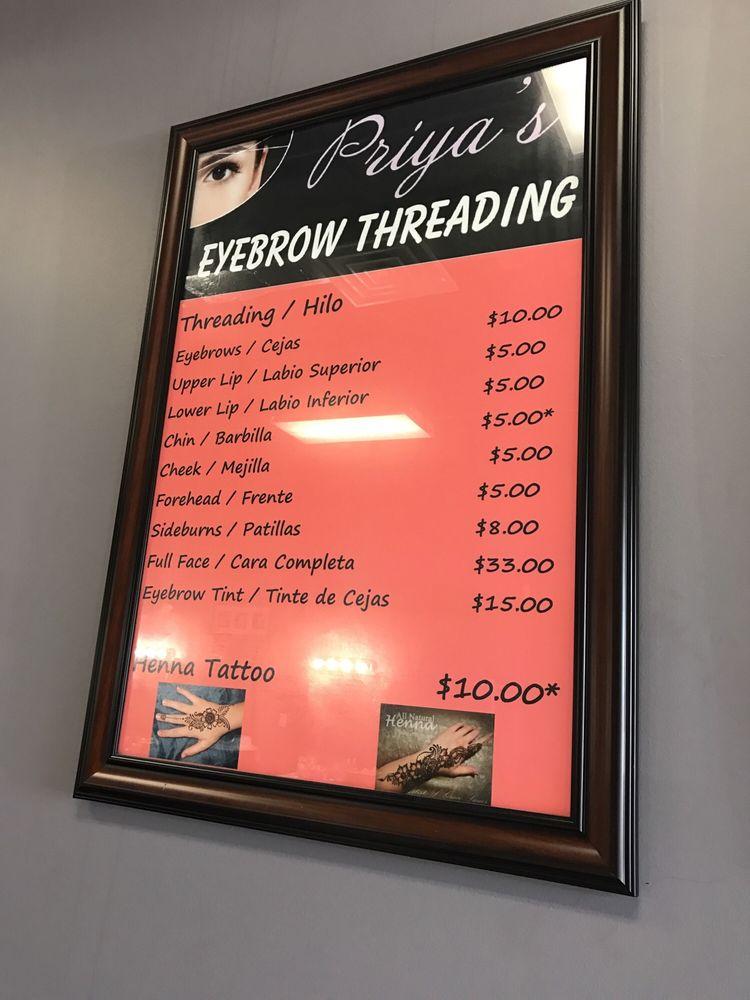 Priya's Eyebrow Threading: 1310 W Pike Blvd, Weslaco, TX