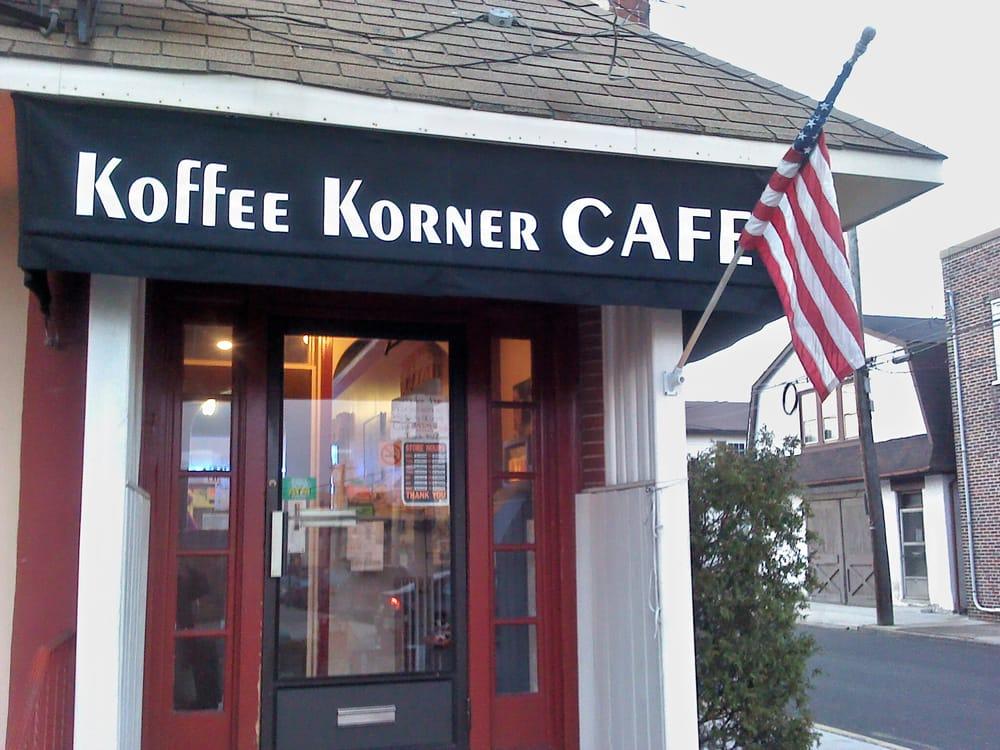 Cafe S Near Lansdale Pa