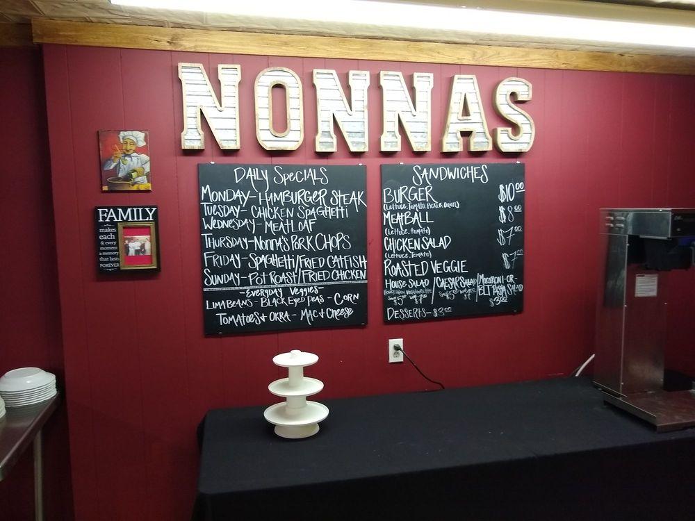 Nonna's Cafe: 5311 Hwy 80 E, Pearl, MS
